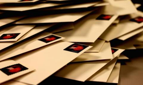 Tαχυδρόμος δεν παρέδωσε ούτε ένα γράμμα για περισσότερο από 6 μήνες