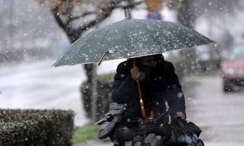 «Τρελαίνεται» ο καιρός- Χιόνια και πολικό ψύχος το Πάσχα