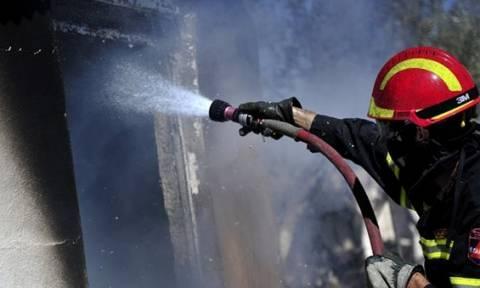 Θεσσαλονίκη: Στο νοσοκομείο ηλικιωμένο ζευγάρι μετά από πυρκαγιά