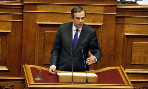 Σαμαράς: Μακάρι να είχε η Ελλάδα δέκα Παπασταύρους (video)