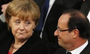 Ο Ολάντ πάει Βερολίνο: Εξυγίανση παρά την ήττα στις εκλογές