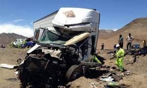 Τραγωδία με λεωφορείο στο Περού: 21 νεκροί και 38 τραυματίες