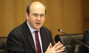 Χατζηδάκης: «Πάγωσε» η χρηματοδότηση των μικρομεσαίων επιχειρήσεων από την ΕΤΕπ