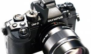 Οι φωτογραφικές Olympus μέσω της Zegetron