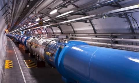 Αποκαταστάθηκε το τεχνικό πρόβλημα στον επιταχυντή CERN
