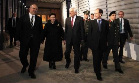 Παρουσία του Προέδρου της Δημοκρατίας τα εγκαίνια έκθεσης για τον Ελ Γκρέκο (pics)