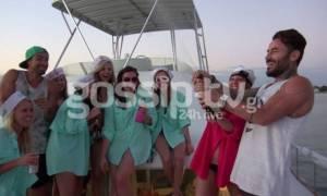 Το World Party στο Μαϊάμι και οι σαμπάνιες – Αποκλειστικές φωτογραφίες