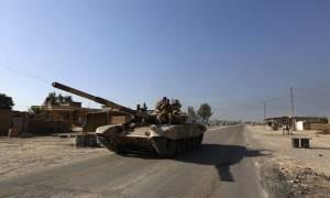 Ιράκ: Ο στρατός απομάκρυνε τους τζιχαντιστές από το κέντρο του Τικρίτ
