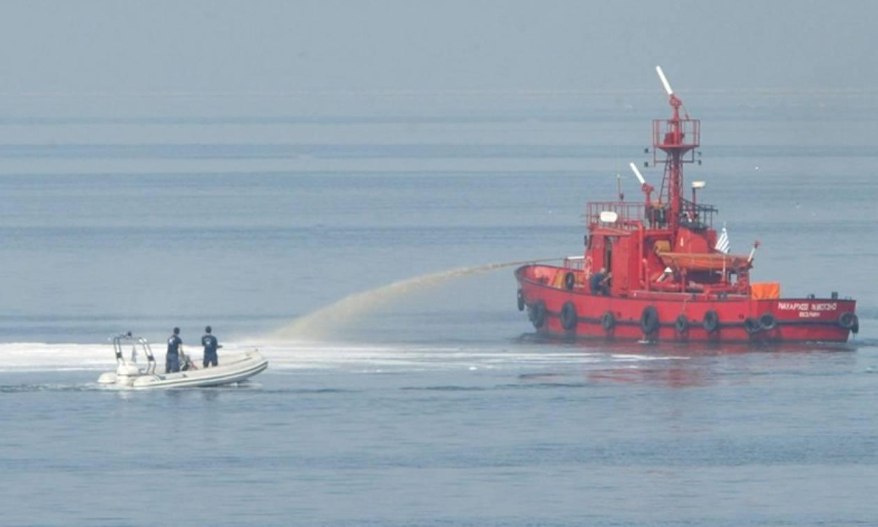 Πειραιάς: Σύλληψη για πρόκληση θαλάσσιας ρύπανσης