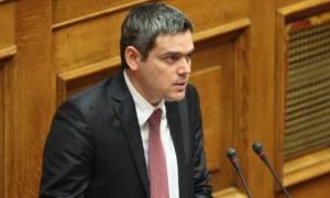 Καραγκούνης: Η κυβέρνηση δεν μπορεί να περιφρουρήσει ούτε τη Βουλή