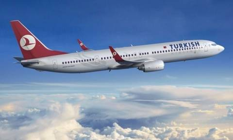 Συναγερμός για βόμβα σε αεροπλάνο της Turkish Airlines