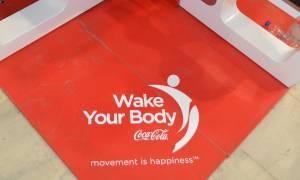 H Coca-Cola χορηγός στο Athens Science Festival
