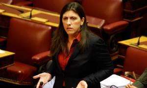 Κωνσταντοπούλου: Είστε αναστατωμένοι επειδή κάποιοι διαμαρτυρήθηκαν;