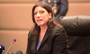 Η Ζωή Κωνσταντοπούλου Πρόεδρος της Επιτροπής Θεσμών και Διαφάνειας
