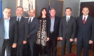 Κουντουρά: Συνάντηση με εκπροσώπους της «Ελληνικά Υδατοδρόμια»