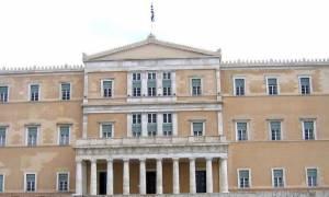 Γραφείο Τύπου Βουλής: Ουδεμία εισβολή σημειώθηκε στο Κοινοβούλιο