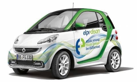 Smart: Μία νέα έκδοση του ηλεκτρικού fortwo (photos)