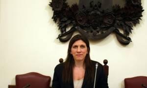 «Μπλόκο» από τη Ζωή Κωνσταντοπούλου στο νομοσχέδιο για την ΕΡΤ