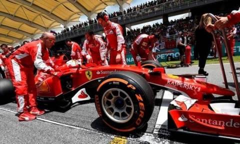 F1 Grand Prix Μαλαισία: Ο αγώνας με τις σημειώσεις των μηχανικών της Pirelli