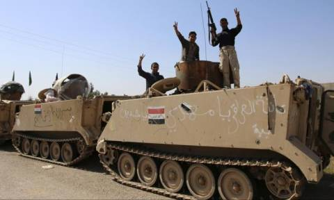 Ιράκ: Εντοπίστηκαν ομαδικοί τάφοι στο Τικρίτ