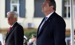 Συνάντηση Παυλόπουλου-Καμμένου στις 12:00