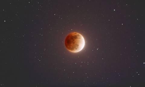 Ξεκαθαρίσματα και θετική ενέργεια ενόψει της Σεληνιακής έκλειψης