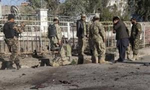Αφγανιστάν: Τουλάχιστον 17 νεκροί σε επίθεση αυτοκτονίας