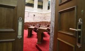 Συνεδρίαση της Κοινοβουλευτικής Ομάδας του ΣΥΡΙΖΑ