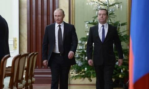 Επίσκεψη Τσίπρα στη Μόσχα-Συναντήσεις με Πούτιν και Μεντβέντεφ