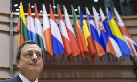 Ντράγκι: Αγορά κρατικών ομολόγων από την ΕΚΤ μέχρι τον Σεπτέμβριο του 2016