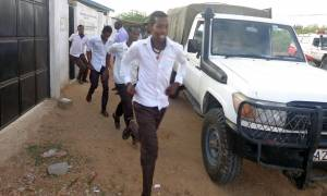 Κένυα: Ασφαλείς οι 280 από τους 815 φοιτητές