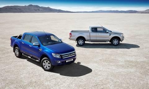 Ford: Νέο Ranger ανανεωμένο και βελτιωμένο (photos & video)