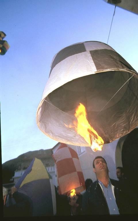 Στο Λεωνίδιο για Ανάσταση… με αερόστατα (photos)