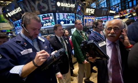 Με μικρά κέρδη έκλεισε για το Πάσχα των Καθολικών η Wall Street