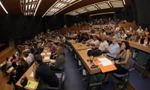 Ένταση στο Περιφερειακό Συμβούλιο Αττικής για τον ΧΥΤΑ Γραμματικού