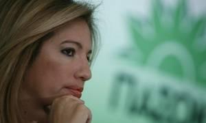 Γεννηματά: Να παραιτηθεί ο Πανούσης