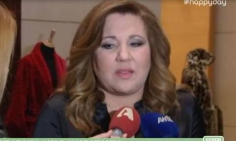 Δέσποινα Μοιραράκη: Η ερώτηση δημοσιογράφου για τον άντρα της, που την «σόκαρε»