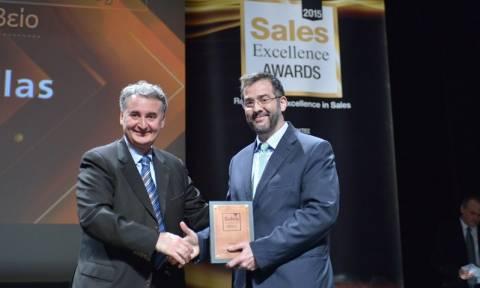 MINI Group: Βράβευση της MINI στα Sales Excellence Awards 2015