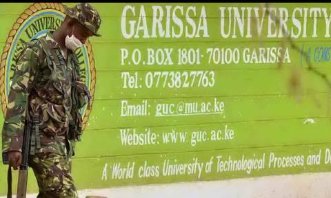 Κένυα: Πέντε συλλήψεις για το μακελειό στην πανεπιστημιούπολη της Γκαρίσα