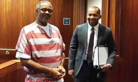 ΗΠΑ: Ήταν αθώος και έμεινε 30 χρόνια στη φυλακή!
