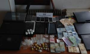 Μεσσηνία: Εξαρθρώθηκαν δύο εγκληματικές οργανώσεις που διακινούσαν ηρωίνη