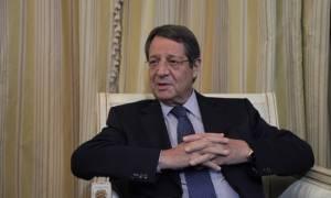 Αναστασιάδης: Δεν μίλησα για Grexit