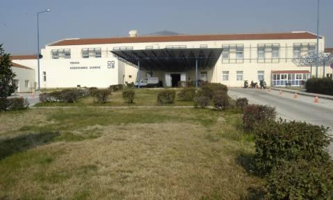 Ξάνθη: Κρατούμενος επιτέθηκε σε αστυνομικό και προσπάθησε να αποδράσει