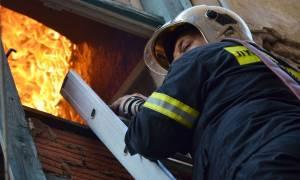 Ταύρος: Πυρκαγιά σε εργοστάσιο τα ξημερώματα