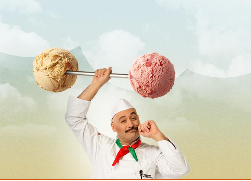 Φεστιβάλ Παγωτού, πού αλλού; Στη Φλωρεντία!