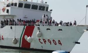 Ιταλία: Διάσωση 1.500 μεταναστών στη Νότια Μεσόγειο (video)