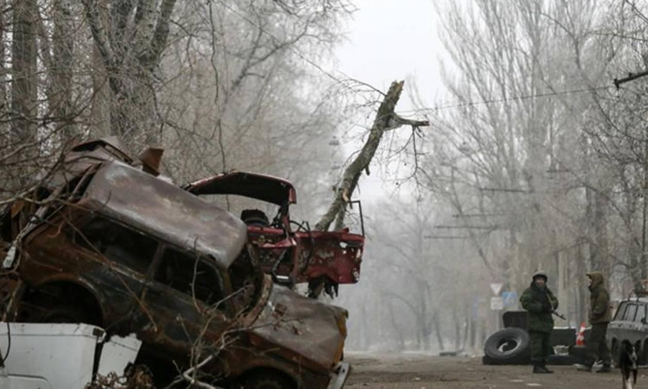 Ανατολική Ουκρανία: Έξι Ουκρανοί στρατιώτες νεκροί