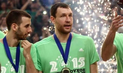 Onsports TV: Η απονομή στον MVP Μαυροκεφαλίδη