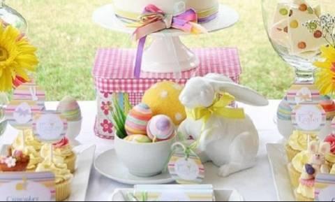 Έτσι θα διοργανώσετε το τέλειο παιδικό πάρτι γενεθλίων μέσα στο Πάσχα!