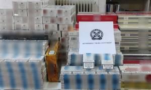 Λουτράκι: Τρεις συλλήψεις για λαθρεμπόριο τσιγάρων